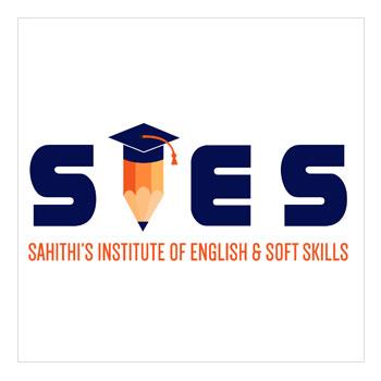 SIES Sahithi's Institute of English & Softskills_Logo Design