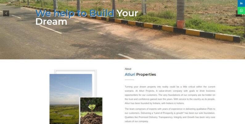Atluri Properties_Website